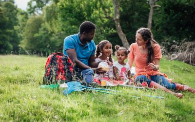 To picnic… or not to picnic, whilst travelling with children